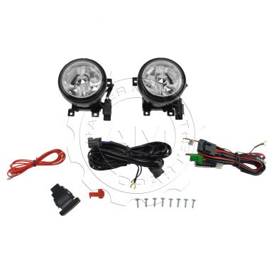 Honda Element Fog / Driving Lights at AM Autoparts
