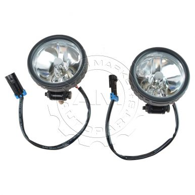 Mercedes Benz ML350 Fog / Driving Lights at AM Autoparts