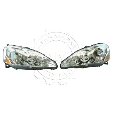 Acura RSX Headlight Assemblies at AM Autoparts Page null