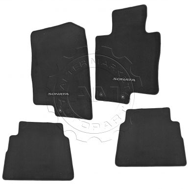Hyundai Sonata Floor Mats  Liners at AM Autoparts Page null