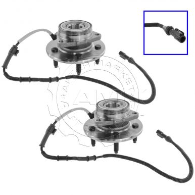 Ford F150 Truck Wheel Bearing & Hub Assemblies at AM Autoparts