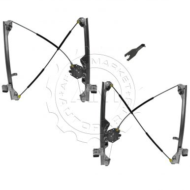 2000-2006 GMC Yukon XL 1500 Front Manual Window Regulator