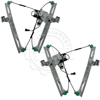 2003 GMC Envoy Window Regulator at AM Autoparts Page null