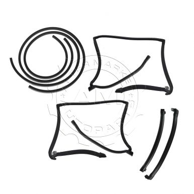 1984-1987 Buick Grand National T-Top Weatherstrip Seal Kit