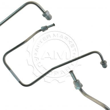 2003 GMC Yukon XL 1500 Stainless Steel Brake Line Set