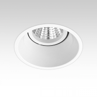 1006 Fixed Recessed LED Downlight by GAMMA ILLUMINATION