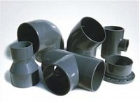 PVC Fittings - large and small bore by PLASTIC PLUMBING ...