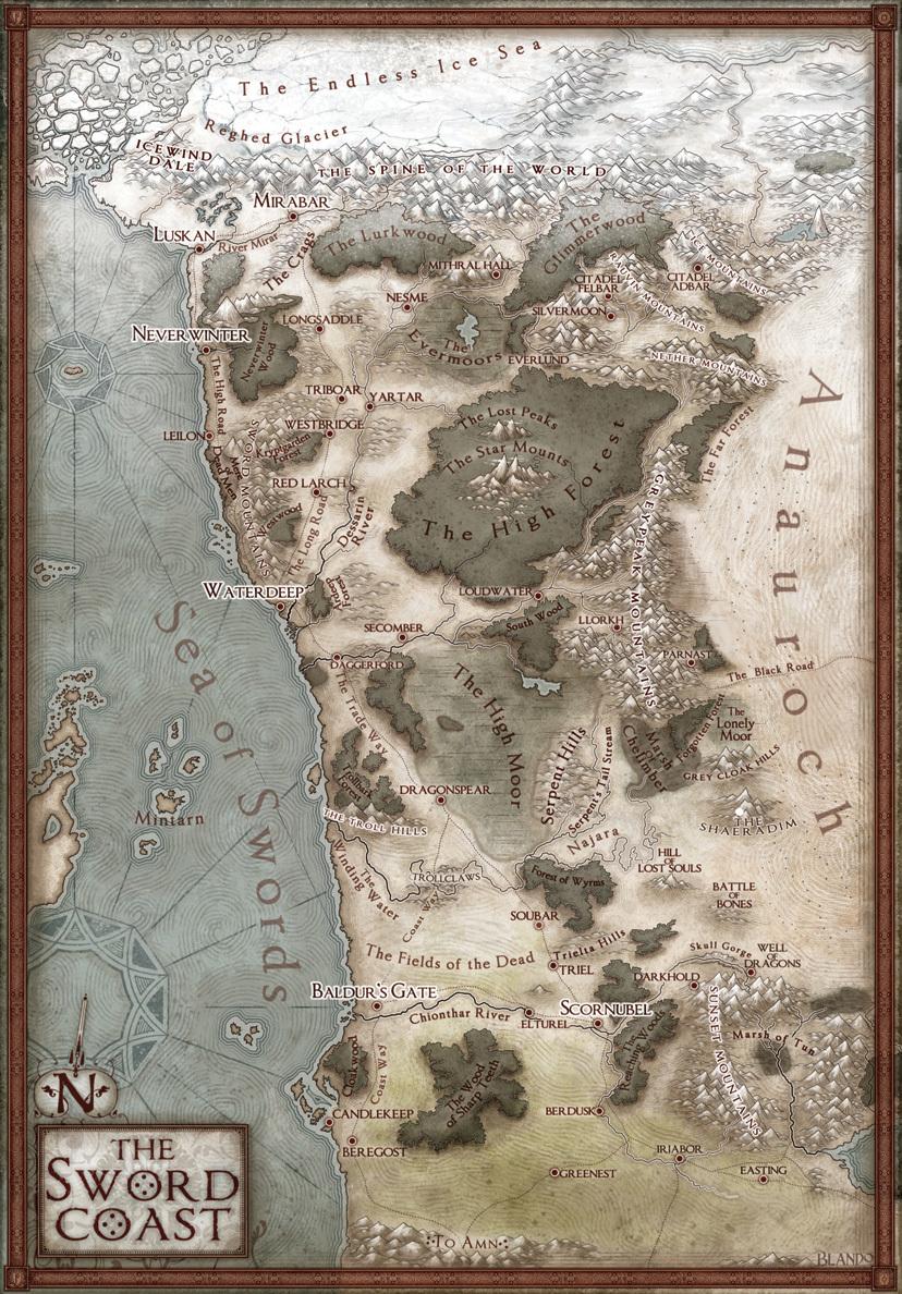 Neverwinter Tyranny Of Dragons : neverwinter, tyranny, dragons, Sword, Coast, Tyranny, Dragons, Obsidian, Portal