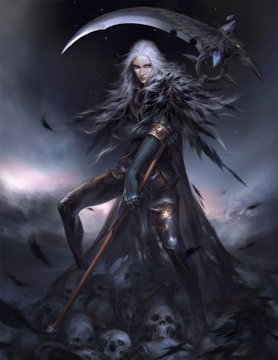 The Raven Queen : raven, queen, Church, Raven, Queen, Tyranny, Dragons, Obsidian, Portal