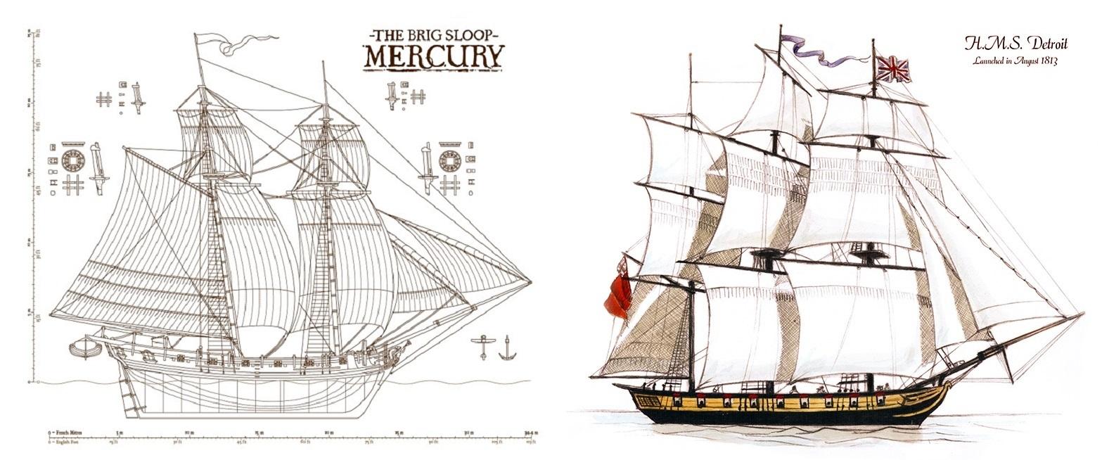 ship types beyond the shore obsidian portal brig sloop diagram brig sloop diagram [ 1567 x 654 Pixel ]