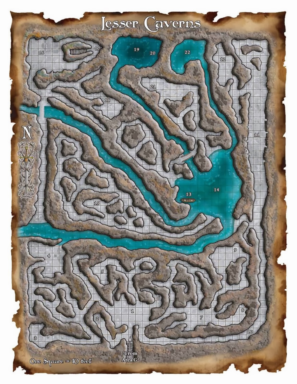 Caverns Of Lost Hope : caverns, Stronghold:, Caverns, Tsojcanth, Panopticon, Planejammer, Campaign, Obsidian, Portal