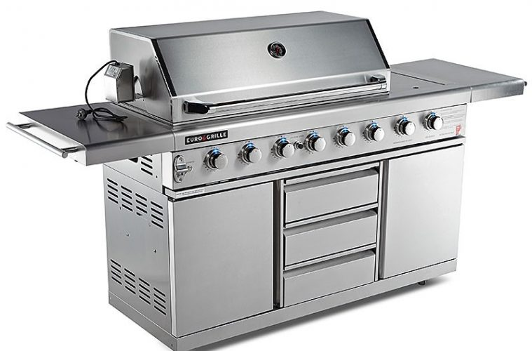 bbq kitchen cabinets phoenix area review euro grille outdoor grill
