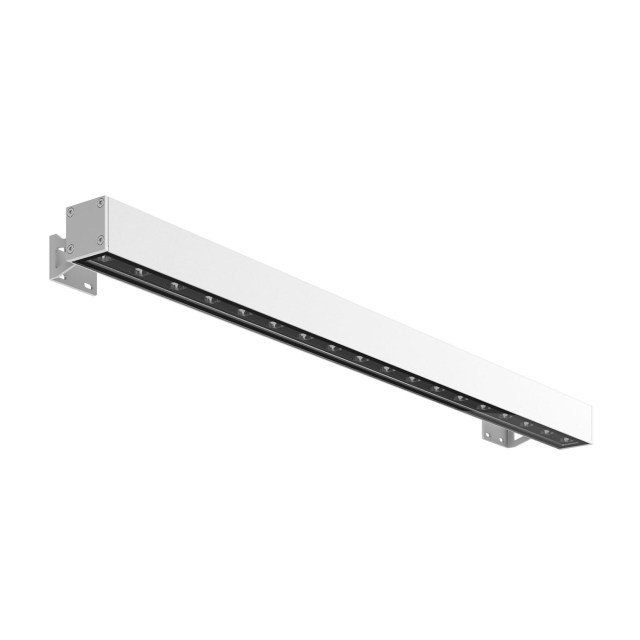 Flos - Outgraze 35 L900 LED Wall/Ceiling Lamp 17� - white/Medium Optic/beam angle 17�/90x3,5x9,2cm/without 48V power source/LED 48V 23W 1448lm 300