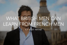 DBAG DATING WHAT BRITISH MEN CAN LEAR ABOUT FRECH MEN