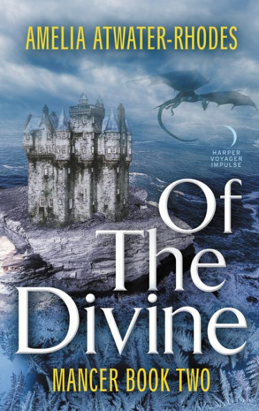 Of the Divine book cover
