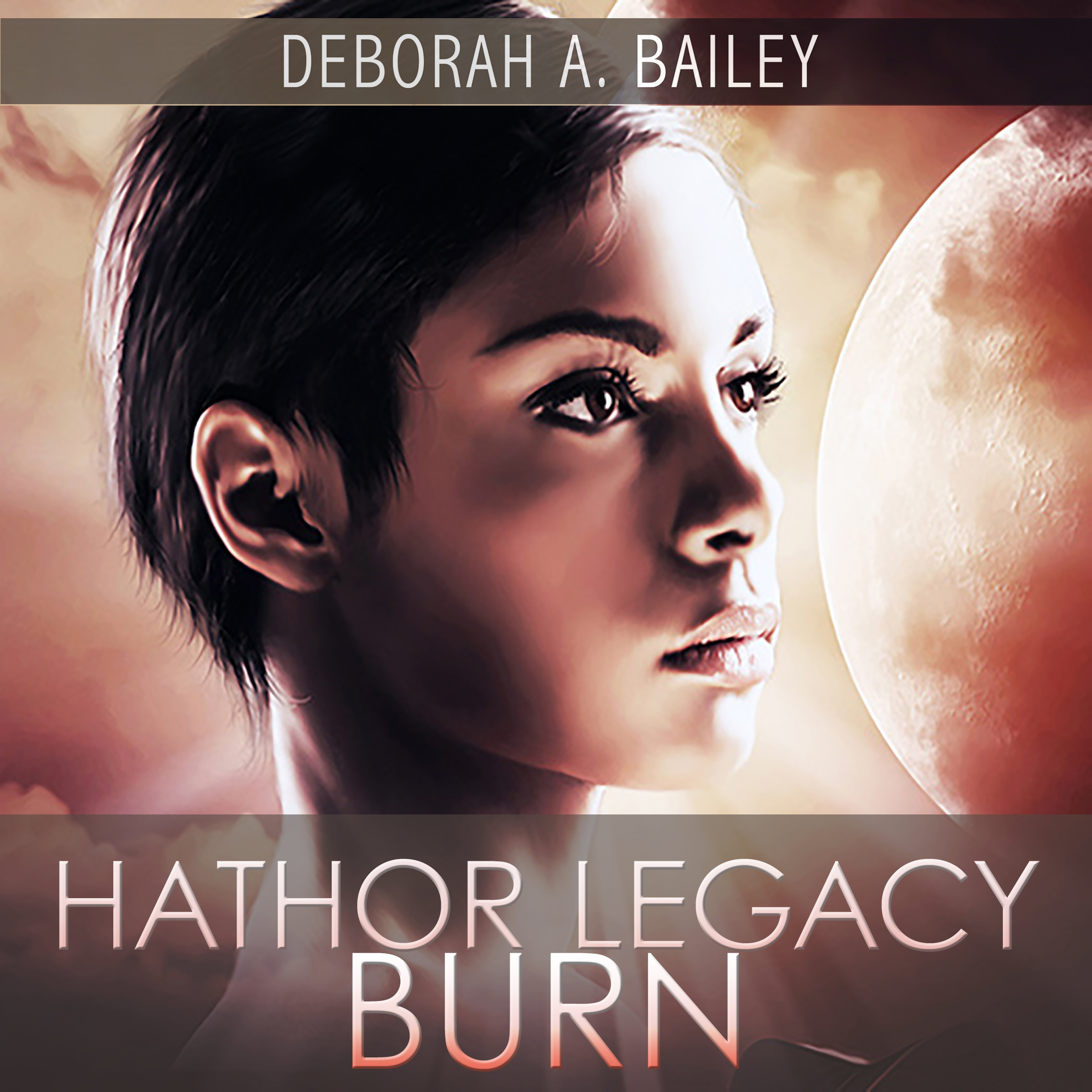 Hathor Legacy: Burn Audio Book