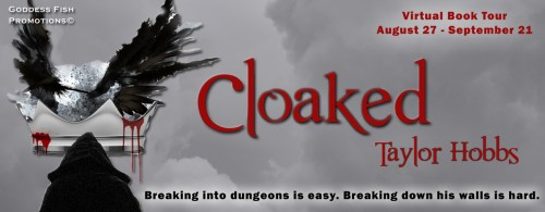 Cloaked banner