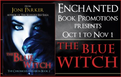 The Blue Witch by Joni Parker