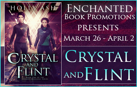 Crystal and Flint Tour Banner