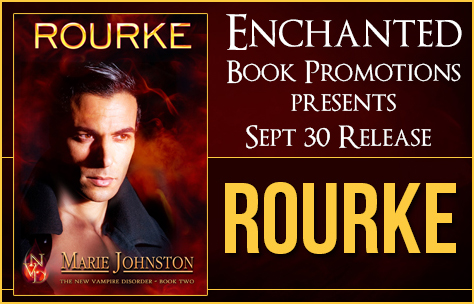 Rourke by Marie Johnston