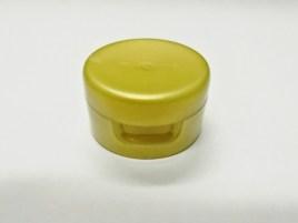 ฝา flip tube ทอง3.8 ฝาป๊อกแป๊กทอง ศก.3.8ซม. Fr0005-120ml