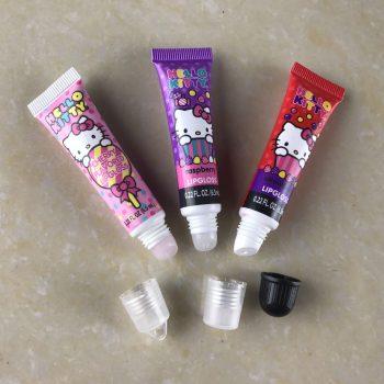 tube-lip-gloss หลอดลิปกลอส สวยๆ สีสั้นสดใส พิมทั้งหลอด 10000ชิ้น ใช้เวลาพิมพ์ 45-60 วัน งานพรีออเดอร์