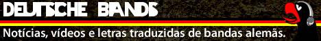 Deutsche Bands - Bandas Alemãs