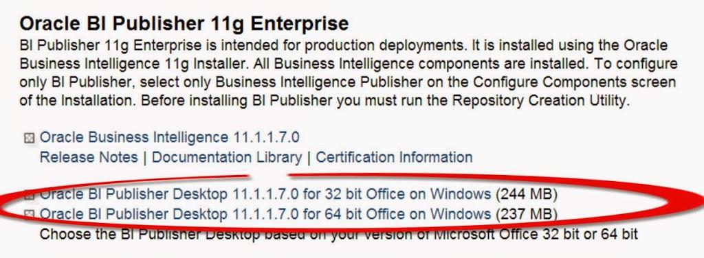 XML/BI Publisher in Oracle EBS - Bye Bye Discoverer - dbaonTap