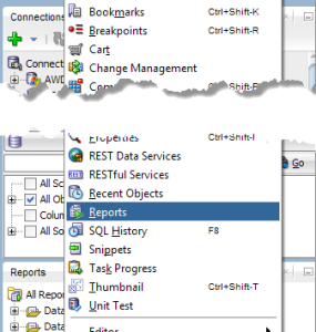 Migrate Your SQL Developer User Defined Reports
