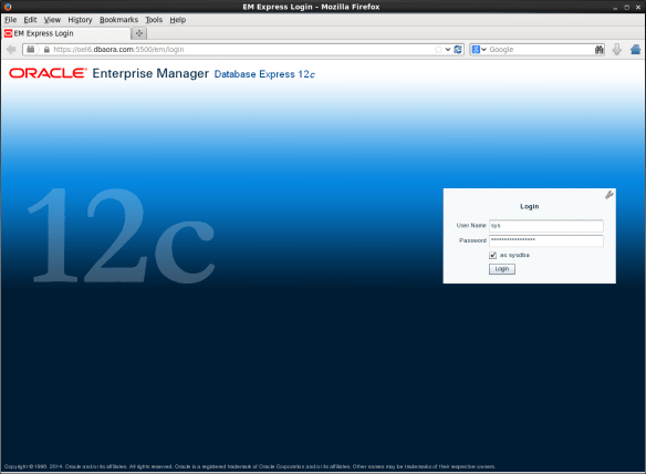 Screenshot-EM Express Login - Mozilla Firefox