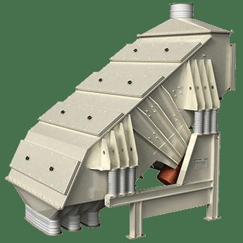 biomass pellets vibrating sifter