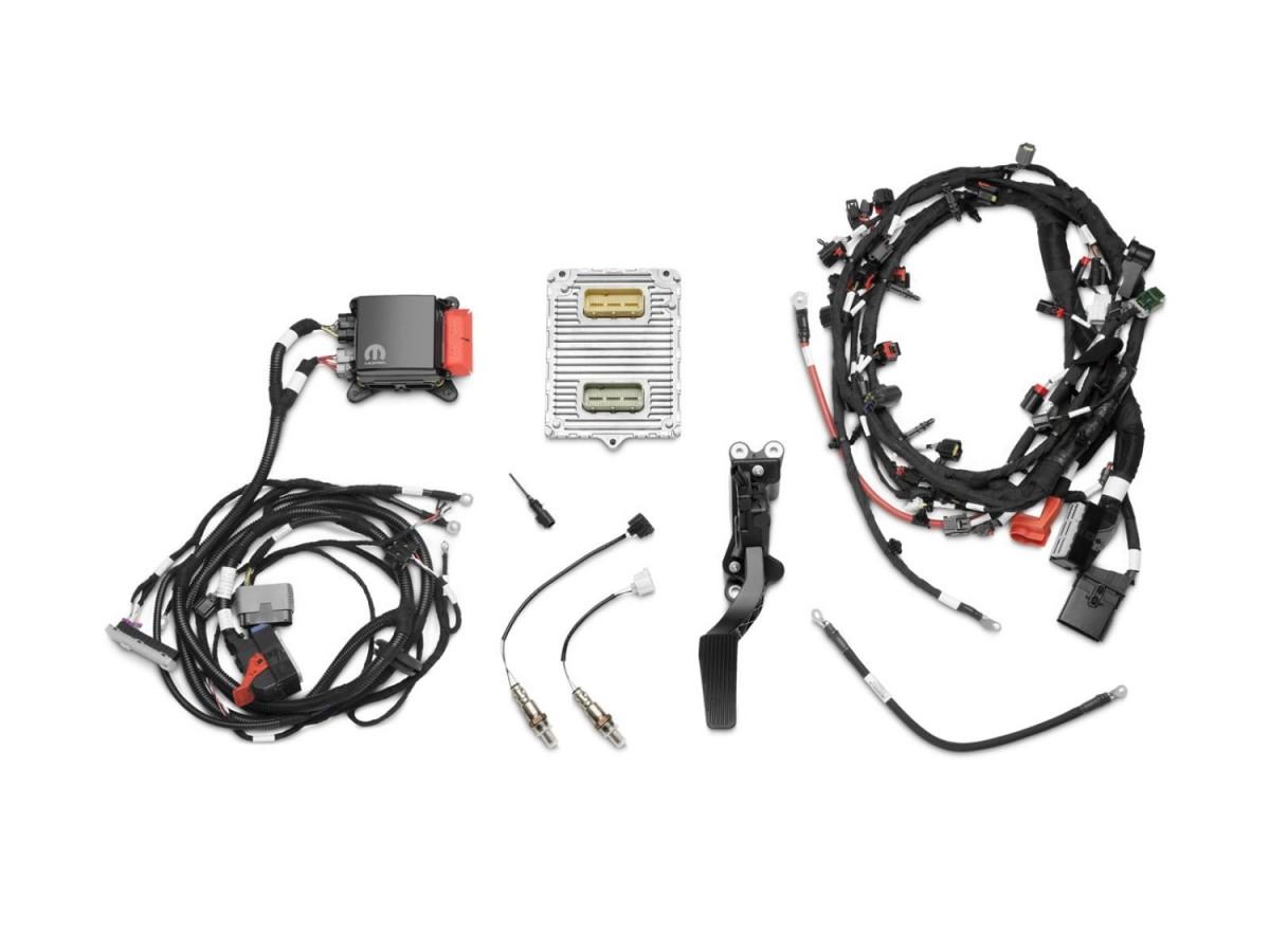 Genuine Mopar Jeep Crate Engine Wiring Harness 6.4L