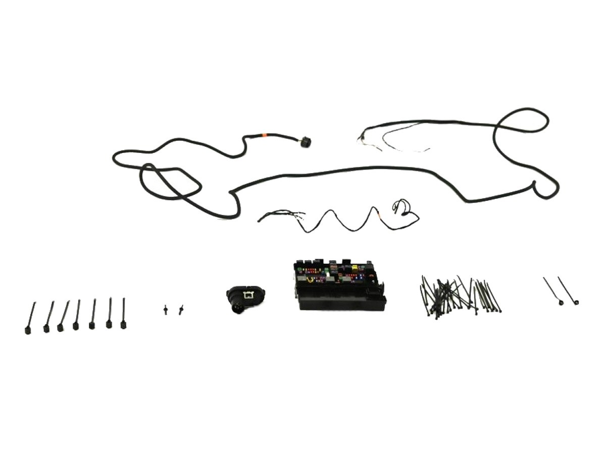 Genuine Jeep Trailer Tow Wiring Harness