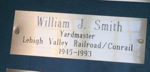 Bill plaque