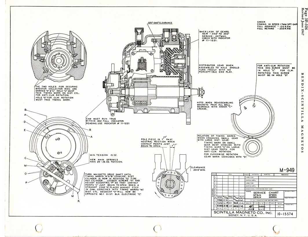 Looking For A P Amp W R Engine Diagrams Plans Or