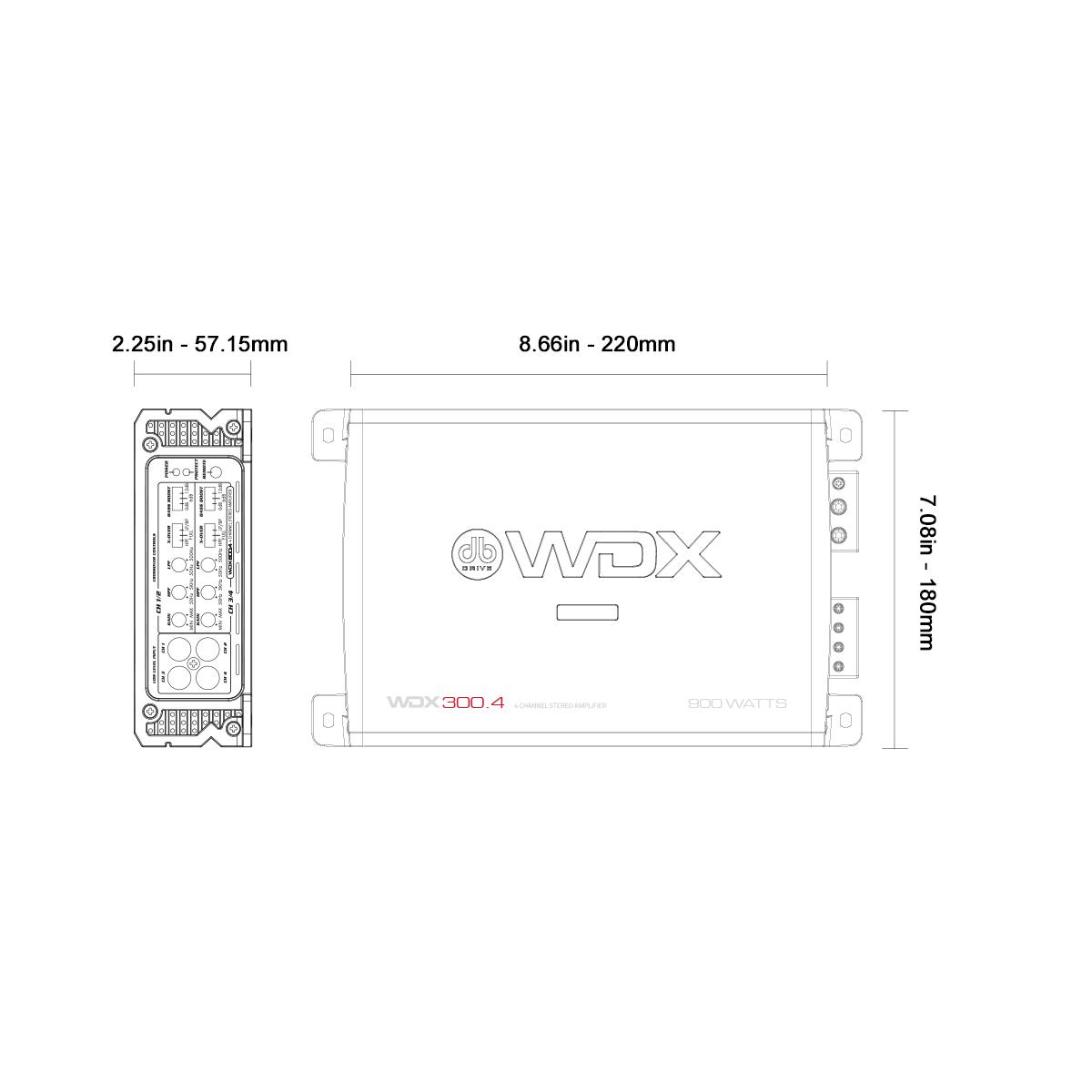 WDX 300.4