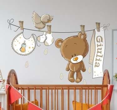 Decora la camera dei bambini con gli adesivi della disney! Adesivi Murali Bambini Decorazioni Per I Bimbi Tenstickers