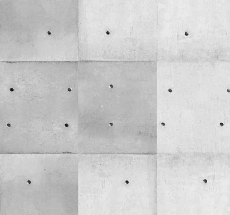 papier peint imitation mur beton charme en beton