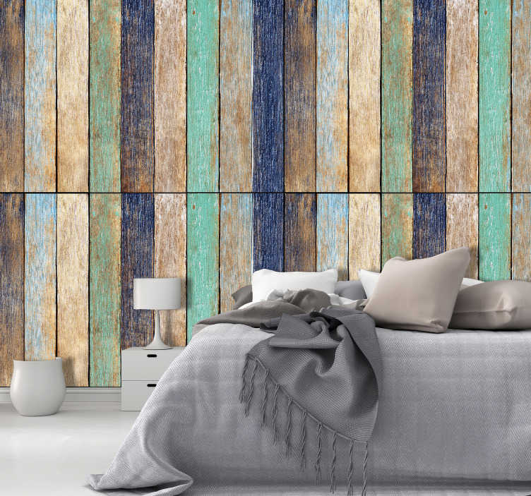 papier peint imitation bois alliance de bois