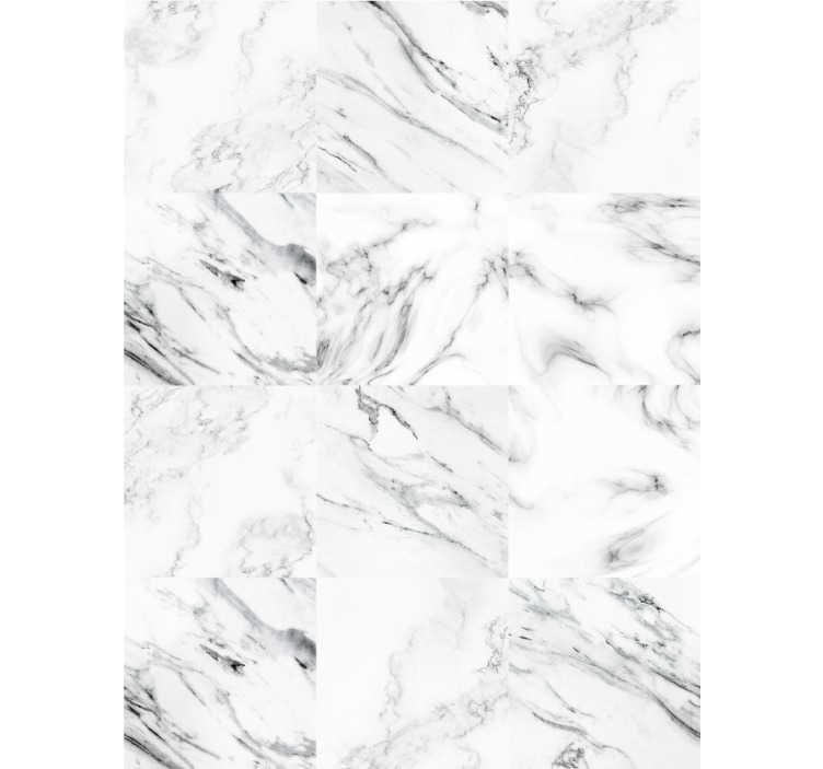 papier peint motif marbre froid