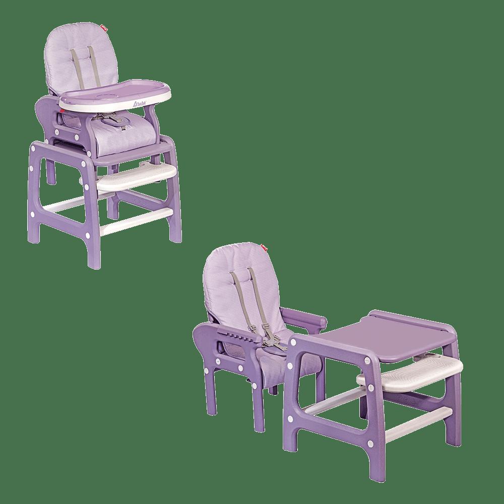 D'bebe silla alta versatilidad