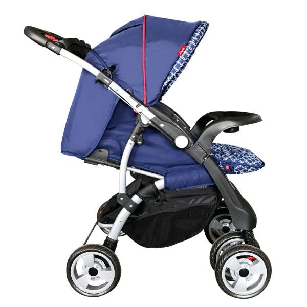 Dbebe Carriola Travel System Aventura vista lateral