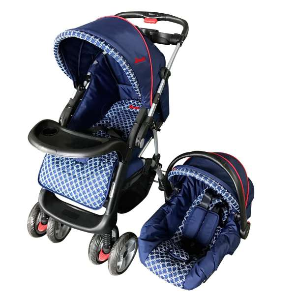 Dbebe Carriola Travel System Aventura Multifunciones