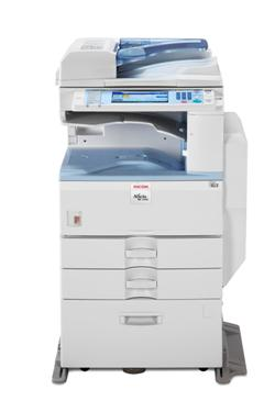 Ricoh Aficio MP 2550 - Dynamic Business Equipment
