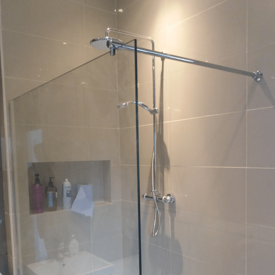 Bespoke Glass Shower Enclosure