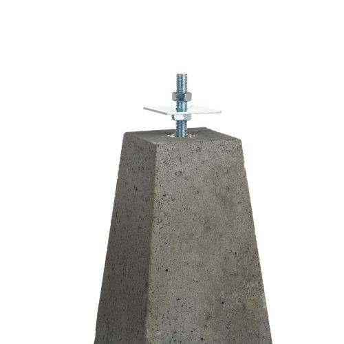 13001-basic-Betonpoer verstelbaar