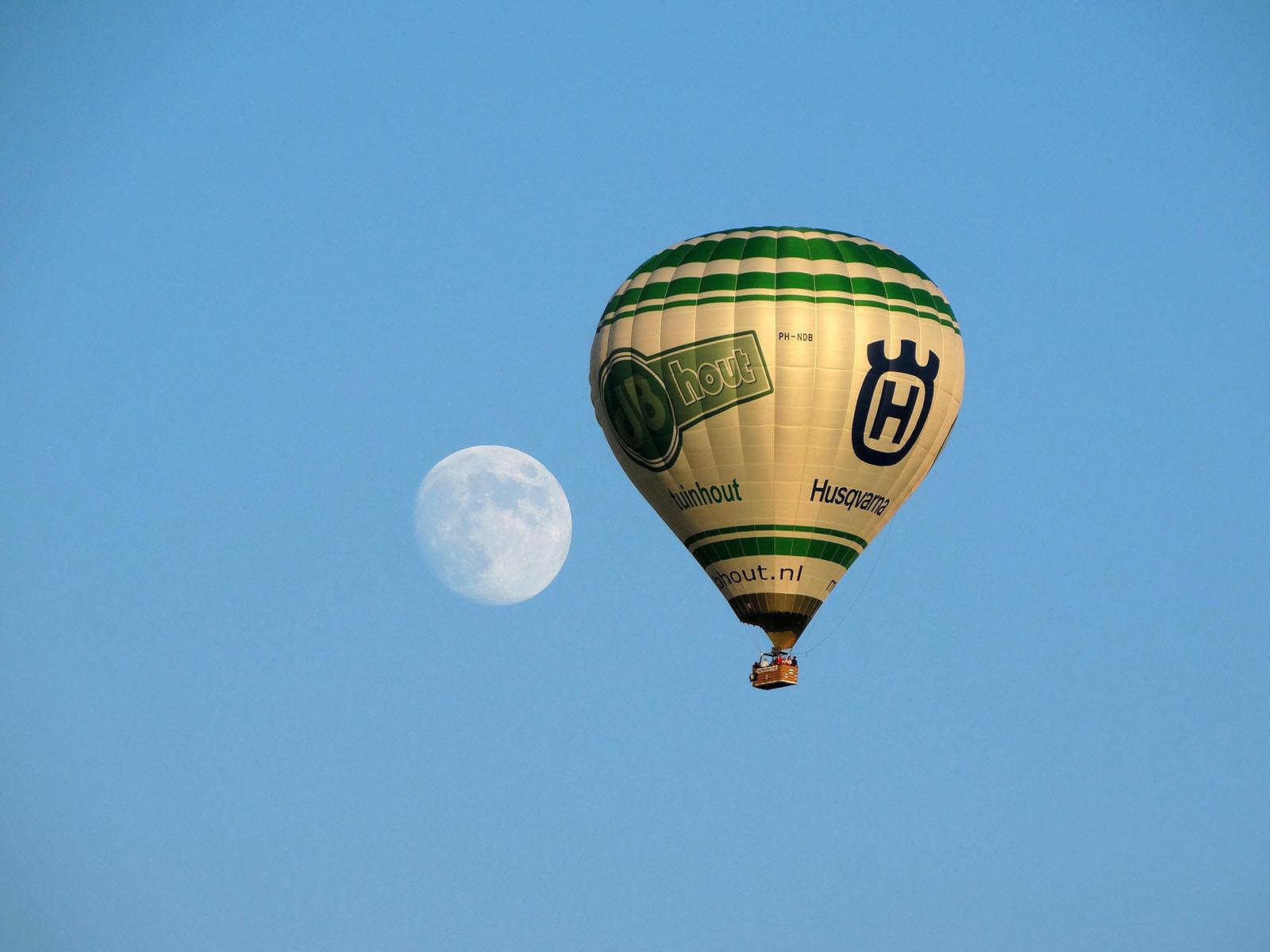 Den Bleker Hout Ballon