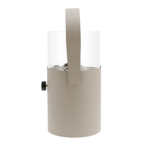 5801200 - Cosiscoop Original taupe - off - handle up - side