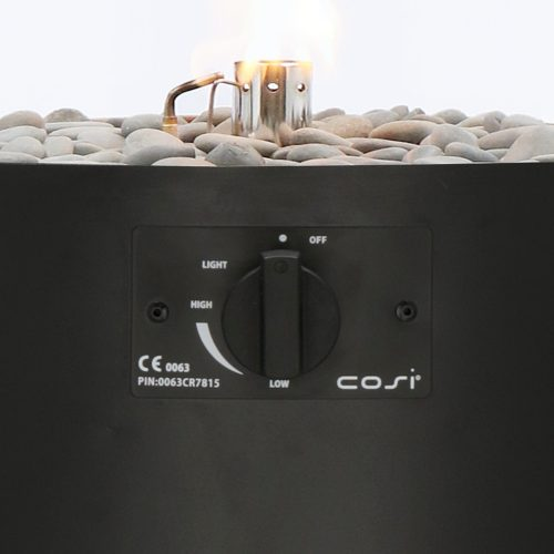 5980320 - Cosiscoop Pillar - black - Detail