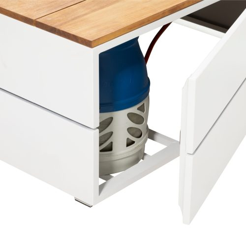 5981010 - Cosipure 100 white-teak - detail - hatch